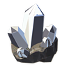 File:Breath of the Wild Ore (Gems) Diamond (Icon).png