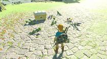 Amiibo Zelda BotW function