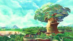 A Grande Árvore