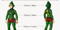 Tingle's Tights