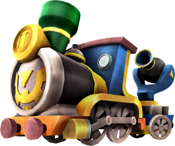 File:Hyrule Warriors Legends Spirit Train (Render).png