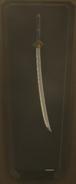 Breath of the Wild Sheikah Longsword Eightfold Longblade (Link's House)