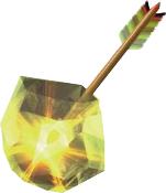 File:Light Arrow (Ocarina of Time and Majora's Mask).png