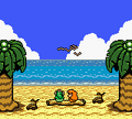 Link and Marin at the Beach.png