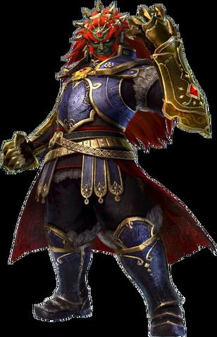 Arquivo:Ganondorf (Hyrule Warriors).png