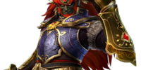 Ganondorf/Hyrule Warriors