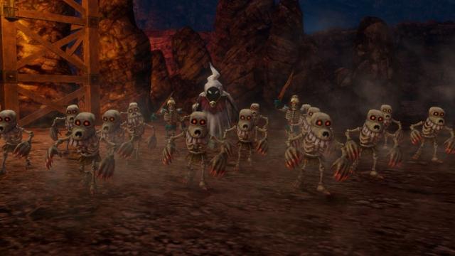 File:Hyrule Warriors The Sheikah Tribesman Dark Forces in the Eldin Caves (Cutscene).png