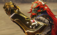 Hyrule Warriors Ganondorf's Return Ganondorf's Gauntlet (Cutscene)
