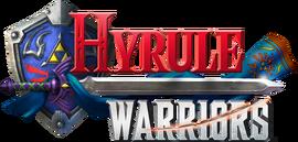 Hyrule Warriors English Logo