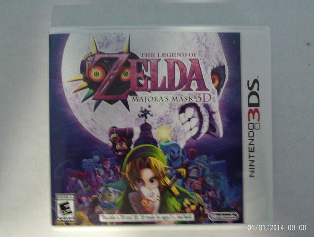 File:The Legend of Zelda- Majora's Mask 3D NA Box Art.jpg