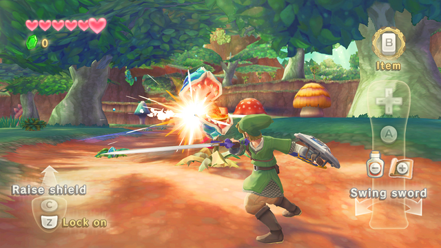File:Gameplay (Skyward Sword).png