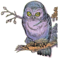 Owl Artwork 6 (Link's Awakening).png