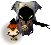 Ocarina of Time Poes Hyrule Field Poe (Render)