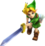 Young Link Kokiri Sword (Hyrule Warriors)