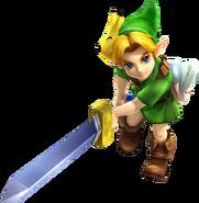 Young Link Kokiri Sword (Hyrule Warriors)