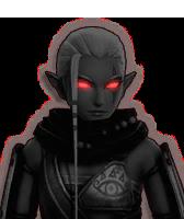 Hyrule Warriors Impa Dark Impa (Dialog Box Portrait)