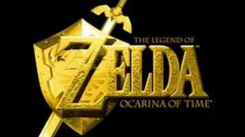 The Legend of Zelda Ocarina of Time Re-Arranged Battle