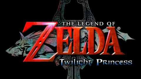 Zelda Twilight Princess Soundtrack- Ordon Village