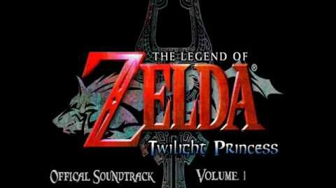 Twilight Princess - Sacred Grove