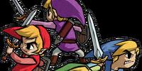 The Legend of Zelda: The Dark War