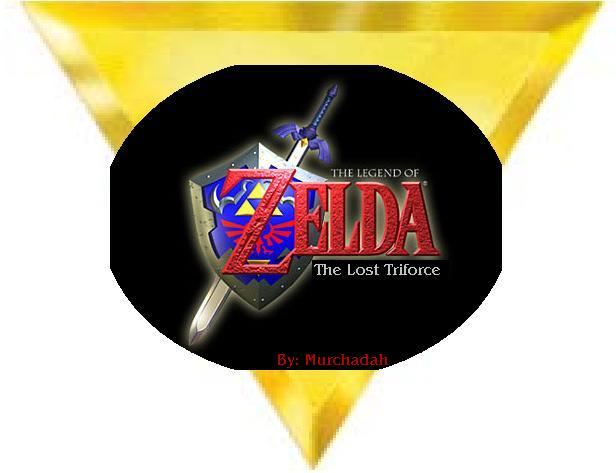 The Lost Triforce Logo