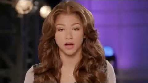 Zendaya X Out Commercial 3