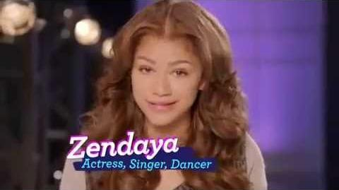 Zendaya X Out Commercial 2 (60 seconds)