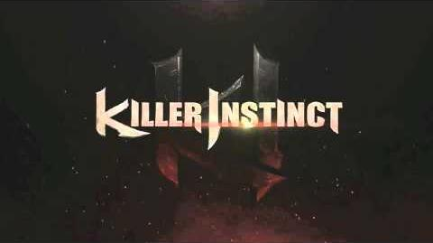 Killer Instinct NEW character selection screen theme 2013