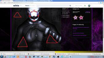 Viktor is part of the illuminati
