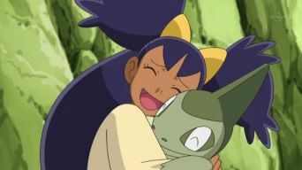 File:Iris and axew pokemon b&w.jpg
