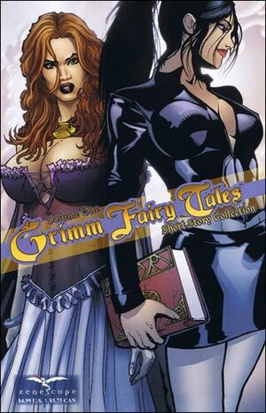 Grimm Fairy Tales Short Story Collection Vol 1 1