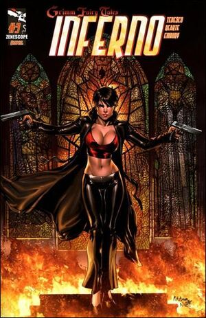 Grimm Fairy Tales Inferno Vol 1 3