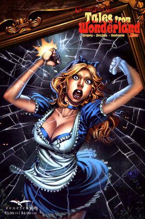 Tales from Wonderland Alice Vol 1 1