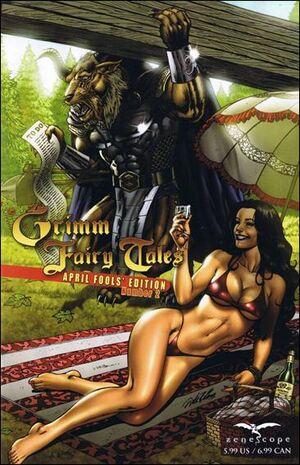 Grimm Fairy Tales April Fools' Edition Vol 1 2
