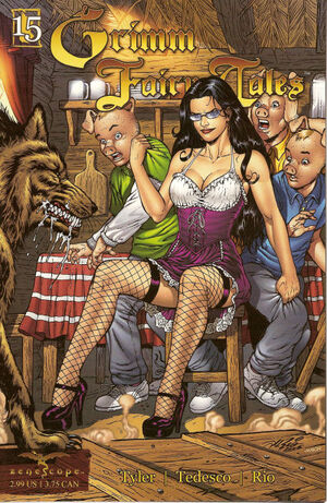 Grimm Fairy Tales Vol 1 15