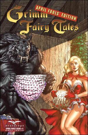 Grimm Fairy Tales April Fools' Edition Vol 1 1