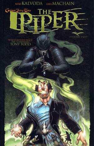 Grimm Fairy Tales The Piper (TPB) Vol 1 1