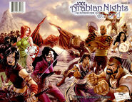 1001 Arabian Nights The Adventures of Sinbad Vol 1 1-B