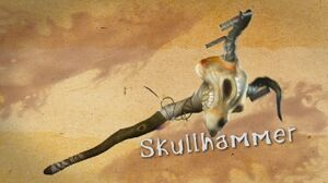 Wep skullhammer