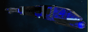 Coldarian Class 2 Battle Cruiser