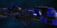 Coldarian Assault Shuttle