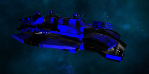 Coldarian Medical Frigate 2