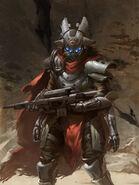 Exodus-Vaneesi warrior