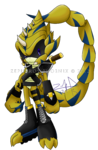 Deathstalker the scorpion