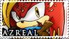 Stamp azreal the dragon by zephyros phoenix-d4nugjz