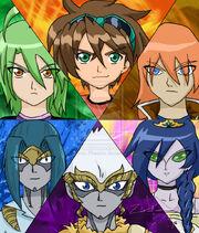 Brawlers main team