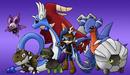 Pokemon Team Melissa 1