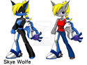 Skye Wolfe by Zephyros Phoenix