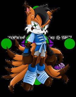 Ren the fox