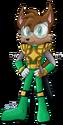Green Samurai Ranger Will